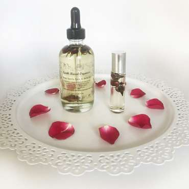 rose-vanilla-body-oil-set